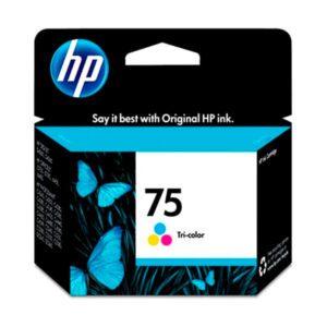 Cartucho HP CB337WL color 75