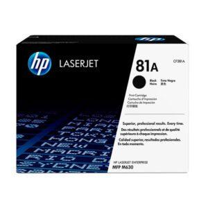Toner HP 81A