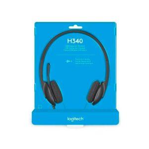 LOGITECH USB H340