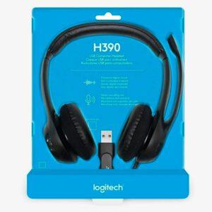 Logitech H390